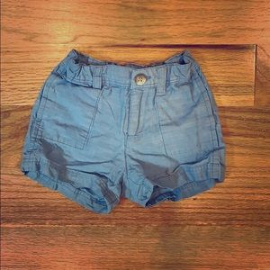 Bonpoint baby shorts - 12m
